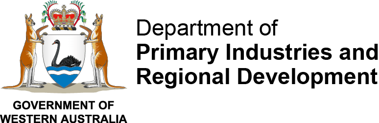 Department of Primary Industries and Regional Development Logo